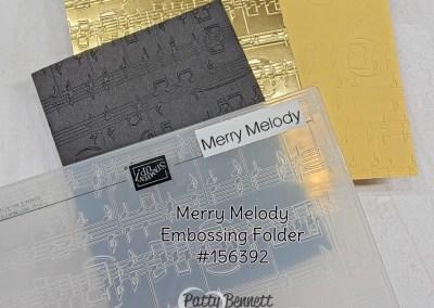 3 Favorite Stampin' Up! Embossing Folders