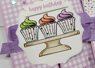 Make Adorable Sweets & Treats Cupcake Cards
