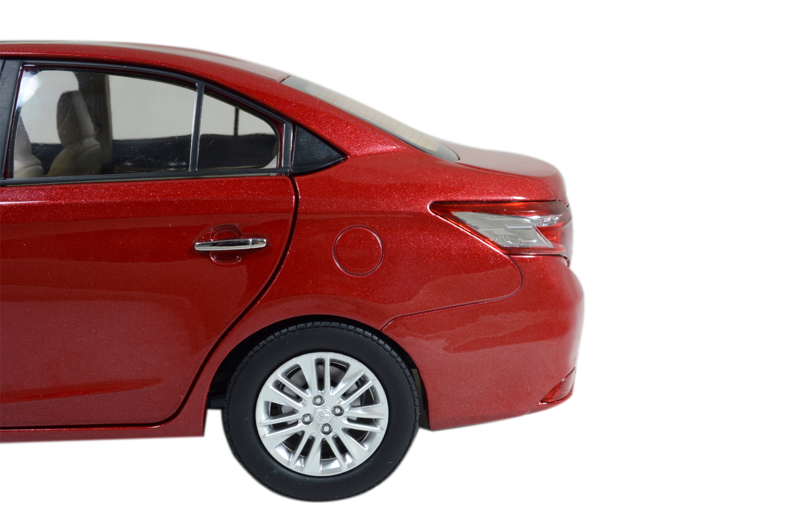 Toyota Vios 2014 1 18 Scale Diecast Model Car Wholesale