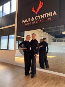 Begeleid trainen met finale training @ Dansstudio Paul & Cynthia