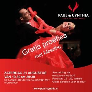 Paul-Cynthia | gratis proefles