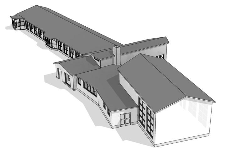 school gebouw Van Ouwerallenlaan Rekken Paul Koster Ruimte Beleving