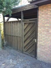 Het uitbreiden van de bestaande garage. Architect Enschede Markelo Hengelo Haaksbergen Almelo Oldenzaal Borne