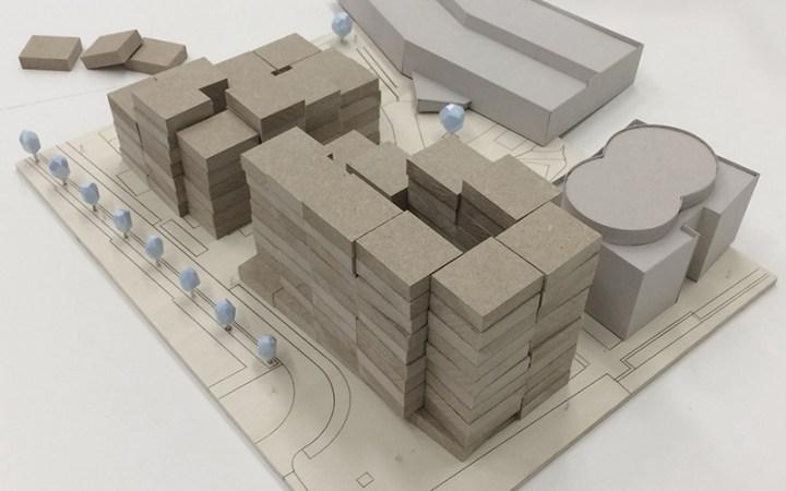 Enschede Paul Koster herontwikkeling hoogbouw appartementen architect enschede hengelo oldenzaal almelo haaksbergen