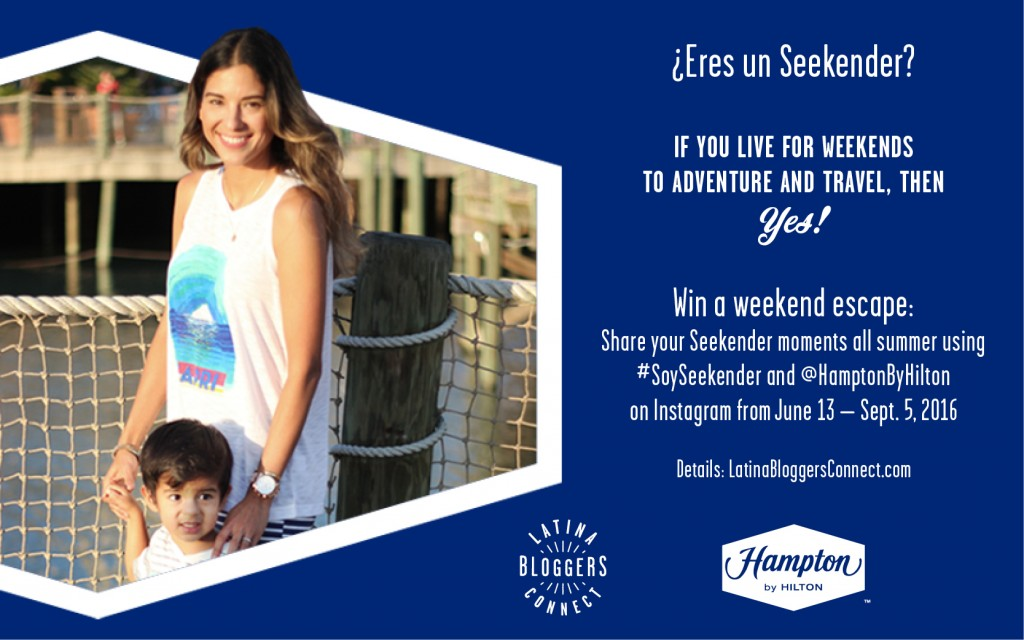 Hampton by Hilton Instagram Giveaway