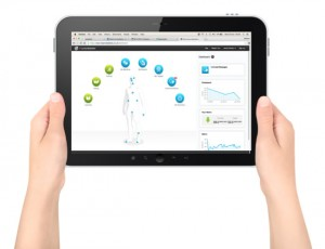 Map my diabetes on iPad