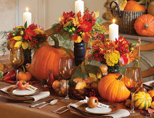 Thanksgiving Menus Paula Deen Magazine