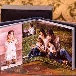 Family Montage Artbook Album Cover and Case