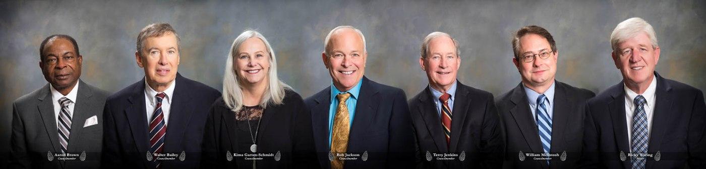 Summerville Town Council 2020