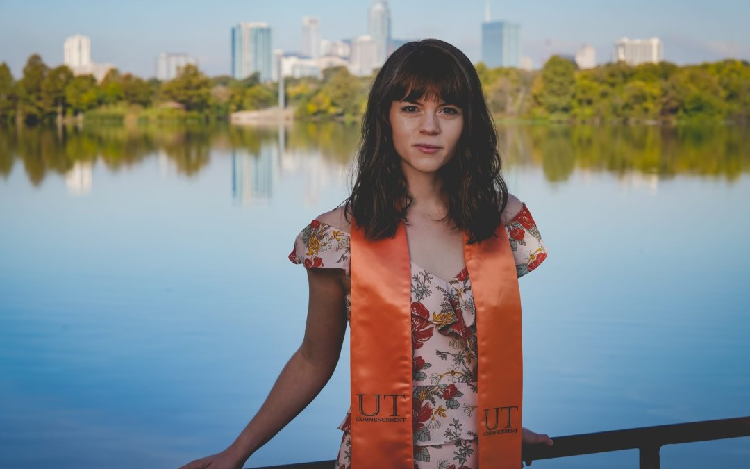 Keep Austin Weird:  A Senior Photoshoot With My Favorite Longhorn