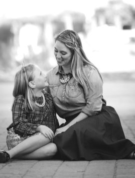 Mother/daughter Photo Session