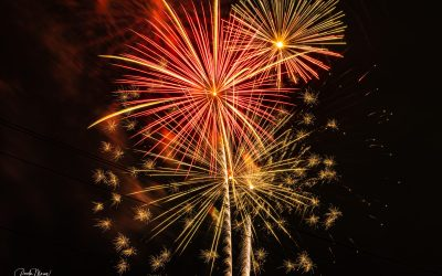 Photographing Fireworks:  What to Do and What NOT to Do!