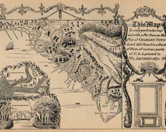 Charleston, the oldest city in the state of South Carolina, was founded as Charles Town, honoring King Charles II of England, in 1670.