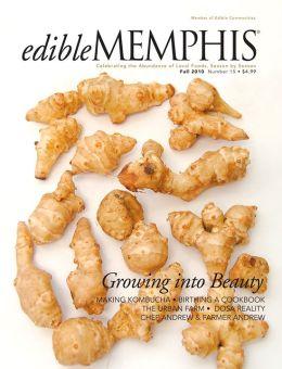 Edible Memphis cover