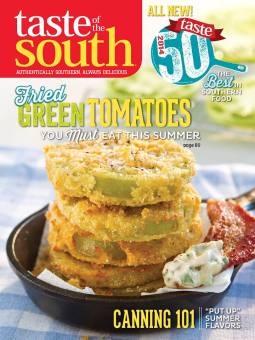 Taste of the South cover
