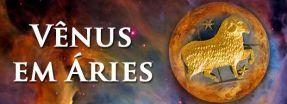 Vênus em Áries