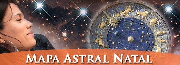 mapa astral natal