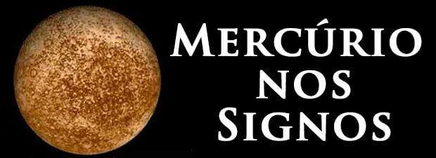 mercúrio nos signos
