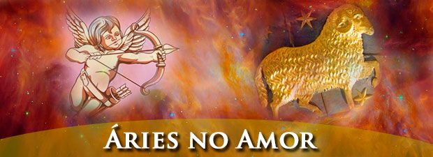 Signo de Áries no Amor