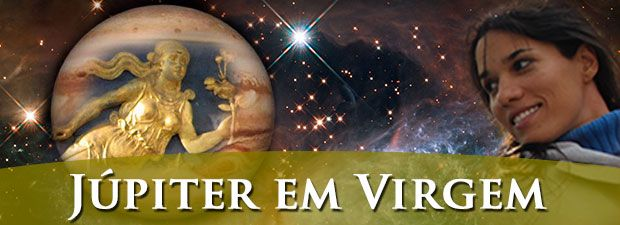 júpiter em virgem
