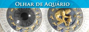 olhar de aquário