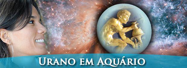 urano em aquário