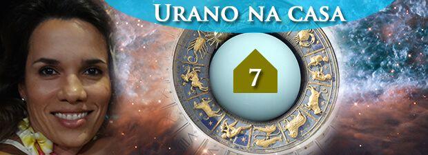 urano na casa 7