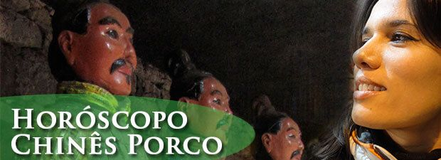Horóscopo Chinês Porco