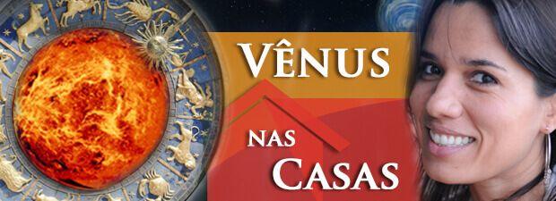 Vênus nas Casas