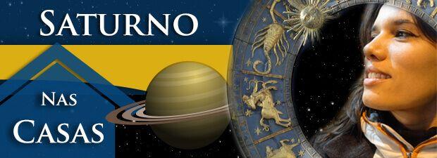 Saturno nas Casas