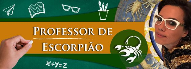 Professor de Escorpião