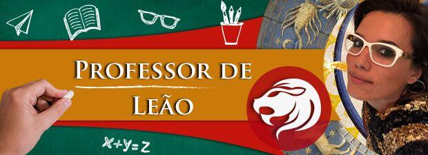 Professor de Leão
