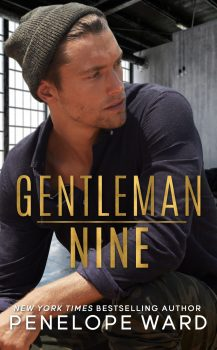 Front cover of Gentleman Nine by Penelope Ward