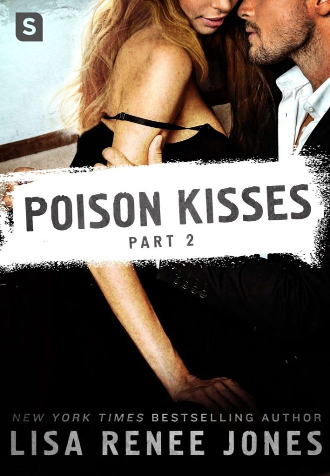 Book Cover, Poison Kisses, Book 2
