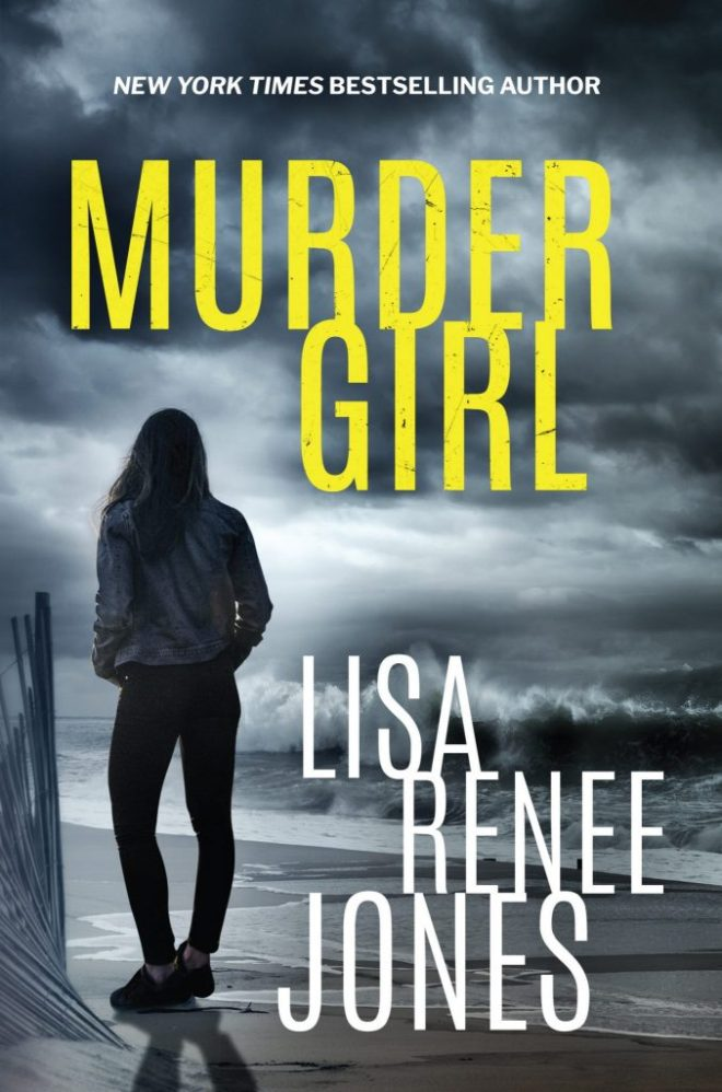 Front Cover of Murder Girl by Lisa Renee Jones