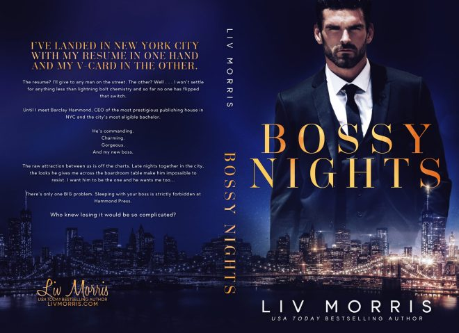 Bossy Nights Book Cover