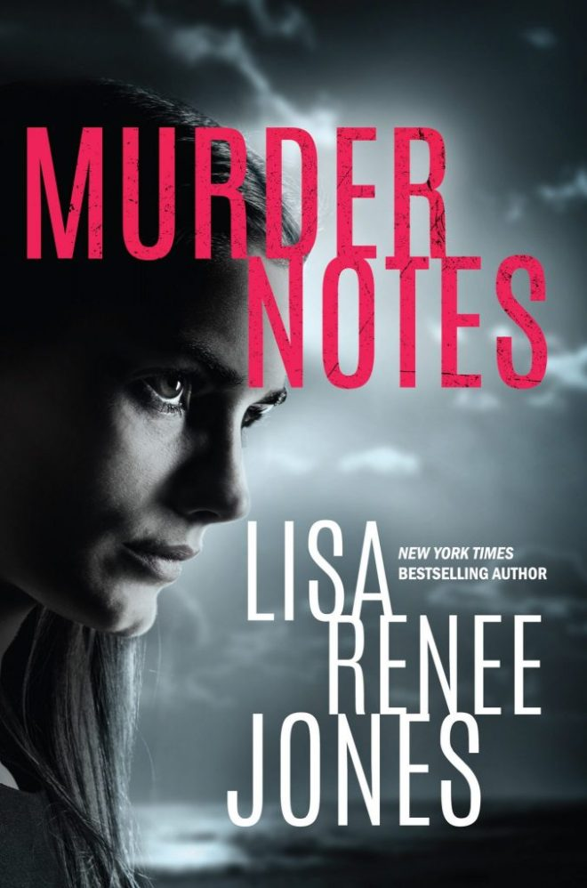 Book Cover, Murder Notes by Lisa Renee Jones