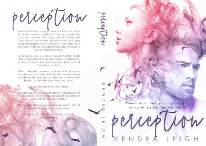 Full Cover of Perception by Kendra Leigh