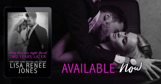 Promo Banner for Two Years Later by Lisa Renee Jones