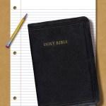 Study Tip: Ten Statements, Four Verses