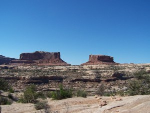 Canyonlands - Monitor and Merrimac