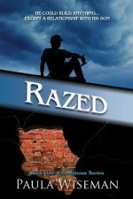 Foundations Book 1: Razed cover