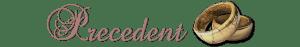 Precedent Title w rings logo