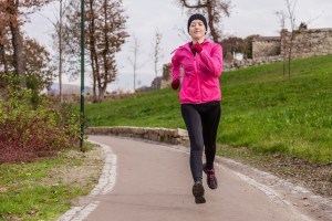 cold weather running nwoman