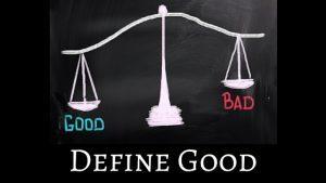 Define Good