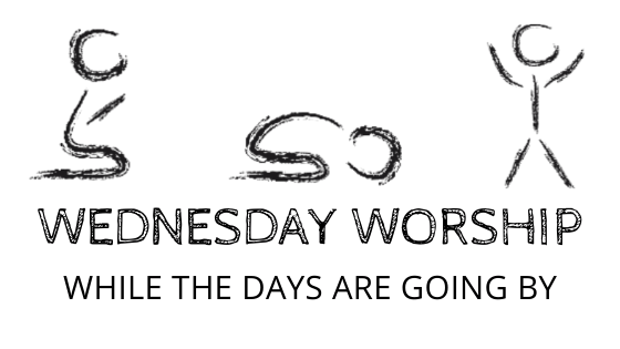 While the Days Are Going By title graphic