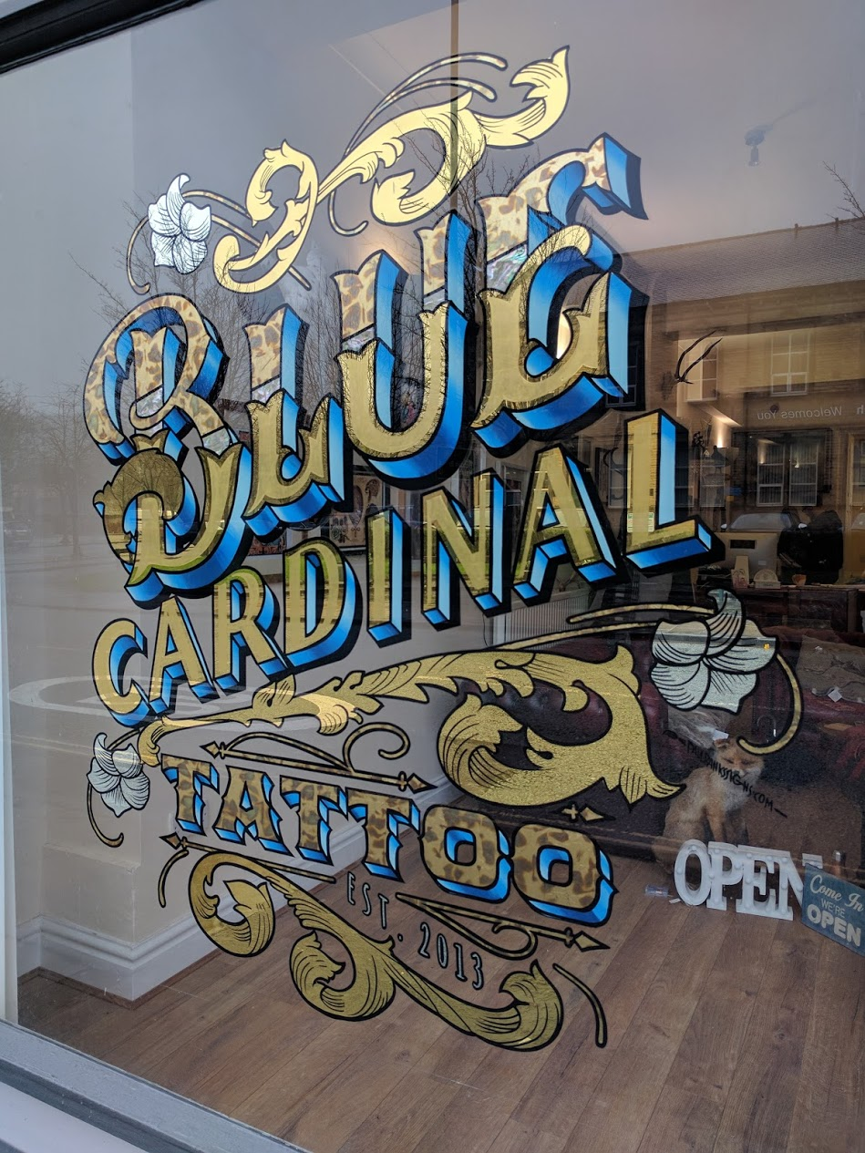 Paul Banks Signwriting And Design Sign Writer
