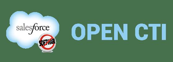 salesforce open cti