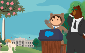 A Day of Learning, Networking, and Fun at the Salesforce World Tour in Washington, D.C.