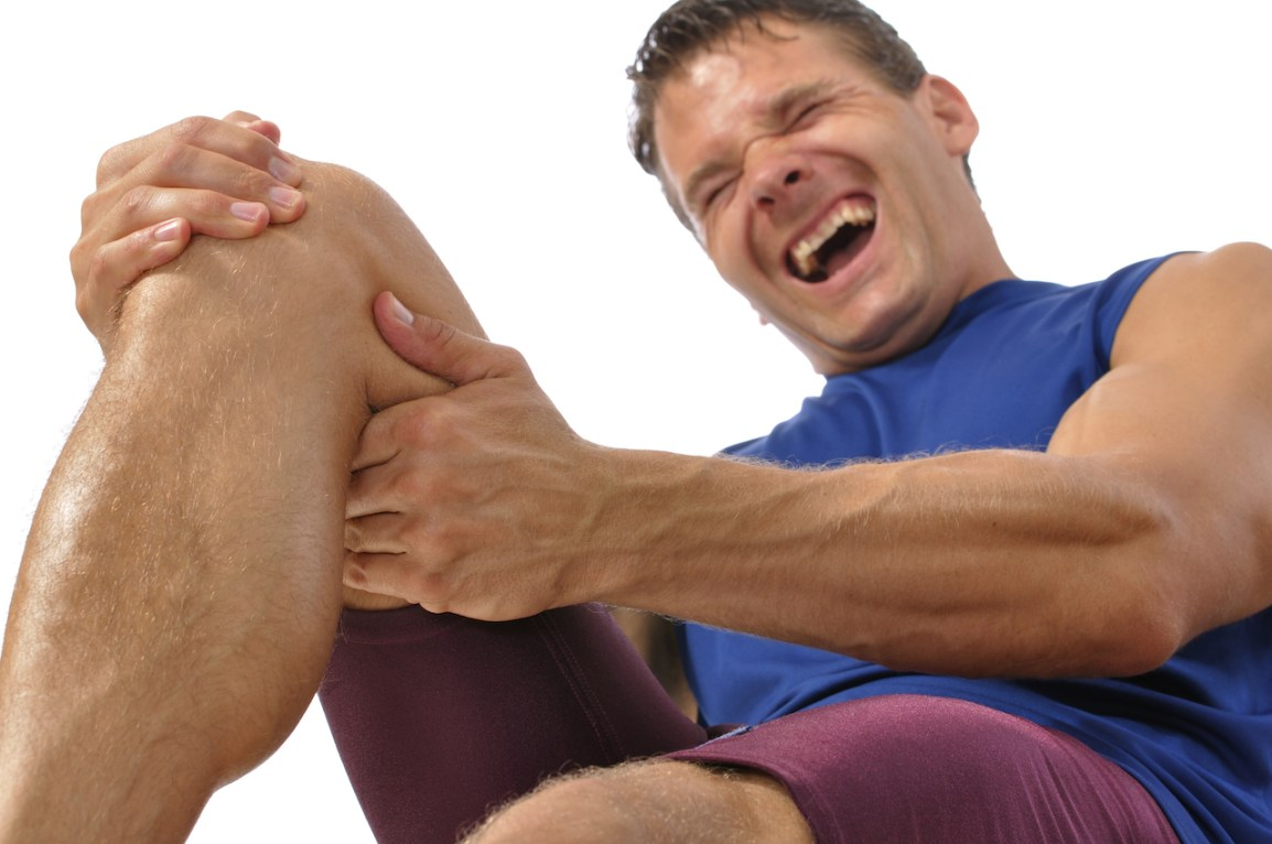 Paul Blacker Acupuncture for sports injuries
